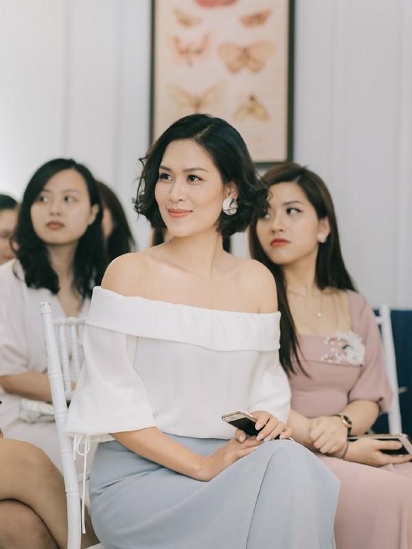 Diễn viên Hà Hương đóng vai Nguyệt thảo mai gây sốt trong Phía trước là bầu trời.