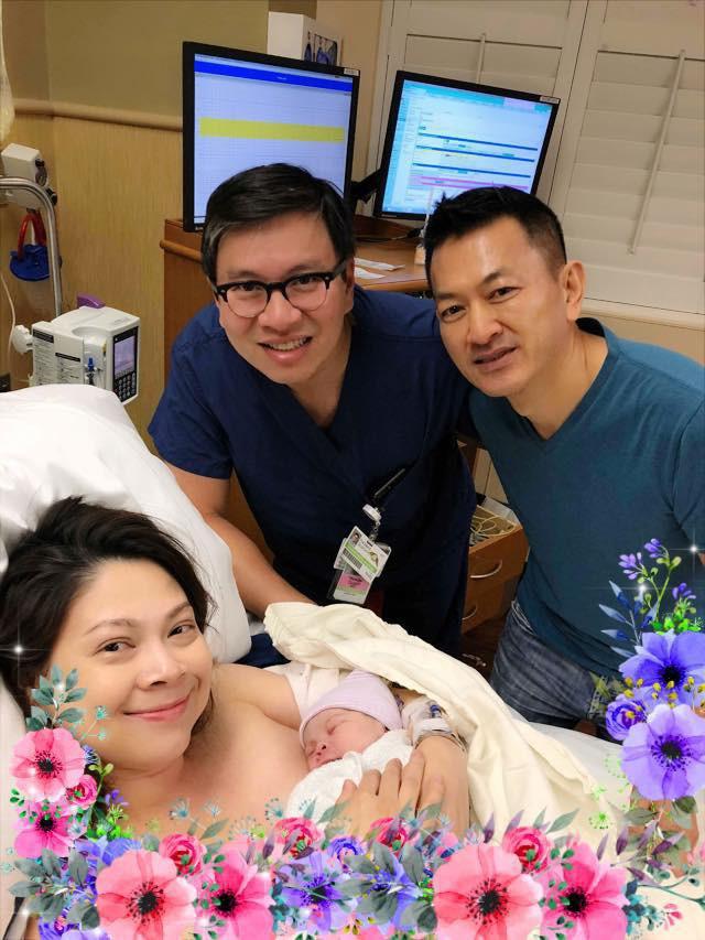 Hình ảnh đầu tiên của cô con gái đầu lòng được Thanh Thảo hé lộ.