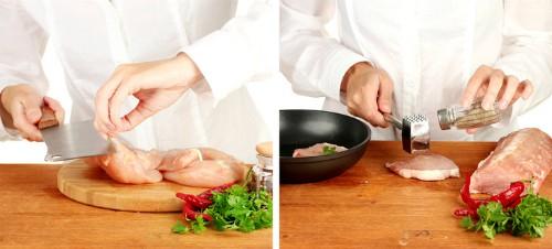 Thịt ở vị trí gân, dẻ sườn rẻ tiền hơn đồng nghĩa với mất thời gian chế biến. Tuy nhiên nó hữu ích khi bạn chuẩn bị những bữa ăn để trong tủ ăn dần.