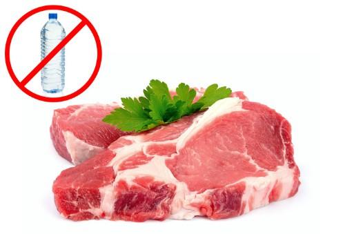 Chuyên gia khuyên bạn nên ăn một miếng thịt đắt tiền, vừa tốt cho sức khoẻ vừa ngon miệng. Bạn có thể ăn ít đi, miễn là ngon. Lượng thịt cho mỗi người trong khoảng 120-200 gram tuỳ vào thịt và bữa ăn bạn chế biến.