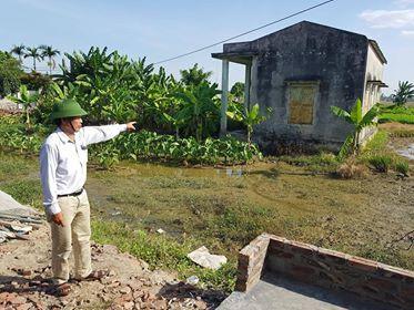 Trường mầm non Lai Thượng bị nguyên trưởng thôn bán mà xã nói không hề hay biết