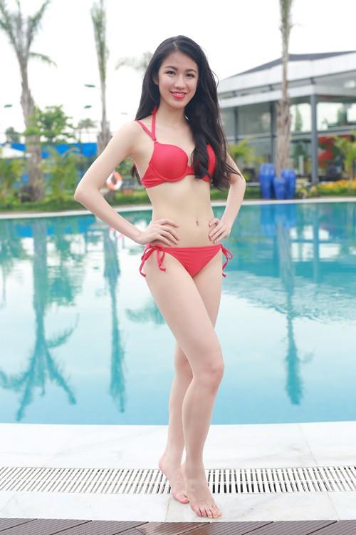 Cô từng đăng kí dự thi Hoa hậu Việt Nam 2016 nhưng trước ngày diễn ra sơ khảo lại nhận được học bổng đi du học Colombia. Vì vậy, cô rút lui, cô đã viết thư cho Ban tổ chức xin lỗi. Năm nay, cô tiếp tục đăng ký dự thi Hoa hậu Việt Nam 2018 để thực hiện giấc mơ còn dang dở.