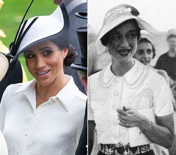 Cả hai cùng yêu thích váy của thương hiệu Givenchy và diện đồ của nhà may này trong nhiều sự kiện hoàng gia. Ảnh: UK Press.