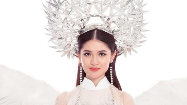 Năm 2017, Thùy Dung thi Hoa hậu Quốc tế nhưng ra về tay trắng. Lần đi thi này khiến cô tiếc nuối.