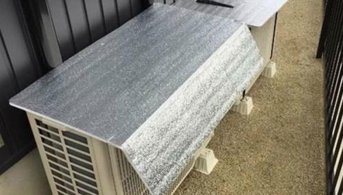 Tấm bạc chống nhiệt có giá rẻ nhưng mang lại hiệu quả sử dụng cao.