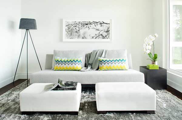Phòng khách là bộ mặt chính của căn nhà, thể hiện sự tiện nghi nhưng cũng cần phải hiện đại, sang trọng.