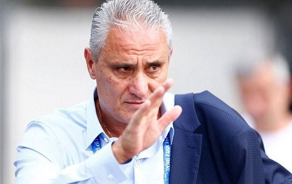 Tương lai của HLV Tite chưa được xác định sau World Cup 2018.