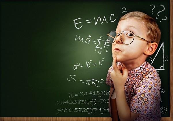 ... sẽ được bù đắp bởi sự thông minh vượt trội của người con.