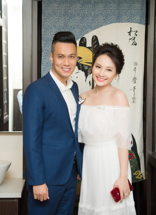 Bảo Thanh khẳng định mối quan hệ của cô và Việt Anh vẫn hoàn toàn bình thường.