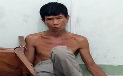 Kẻ sát nhân máu lạnh Phan Minh Cường. (ảnh: NV)