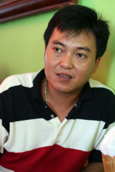 Nhà báo Lưu Minh Vũ.
