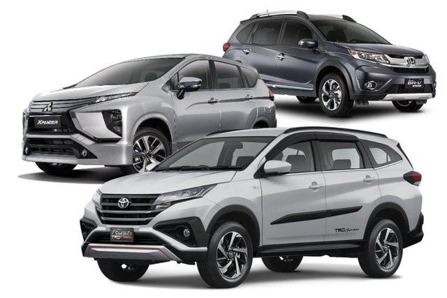 Những mẫu xe lai SUV - MPV 7 chỗ dành cho gia đình, nhập khẩu nguyên chiếc bắt đầu xuất hiện, tạo ra phân khúc mới.