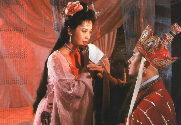 Trong Tây Du Ký, Chu Lâm và Từ Thiếu Hoa có nhiều cảnh quay tình cảm, ngọt ngào.