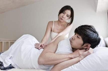 Tôi phải làm sao khi không thể đáp ứng nhu cầu chăn gối của vợ? Ảnh minh họa IT