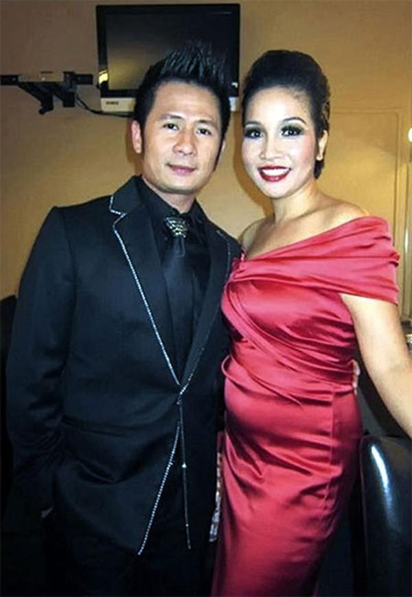 Bằng Kiều và Mỹ Linh có mối tình 6 năm sâu đậm.