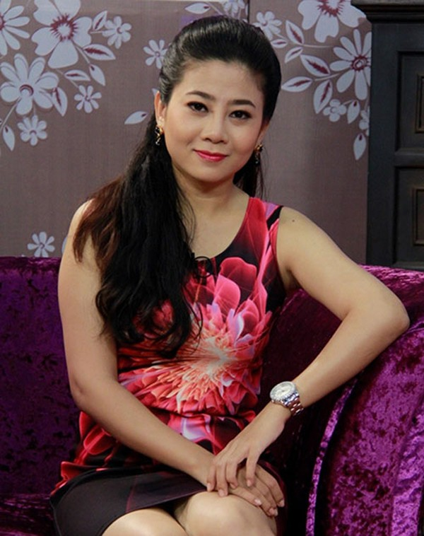 Diễn viên Mai Phương bị ung thư phổi ở giai đoạn 4.
