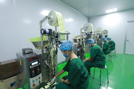Sản phẩm Cường Anh được sản xuất trong môi trường tuân thủ các yêu cầu nghiêm ngặt về chất lượng.