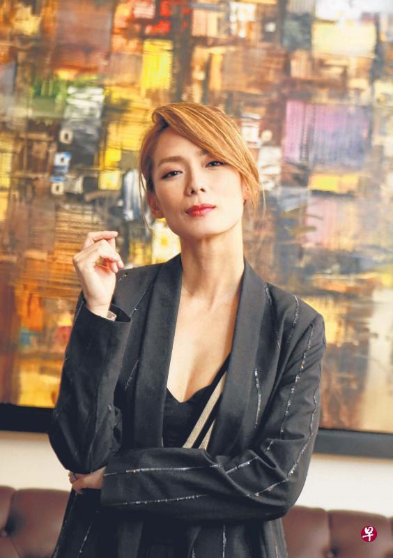 Nhan sắc U50 của Trịnh Tú Trân.