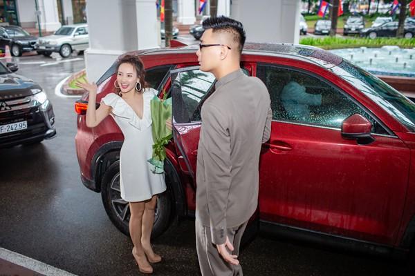 Sau Sống chung với mẹ chồng, Bảo Thanh có cuộc sống sung túc hơn. Cô mua được xe và nhà đẹp.