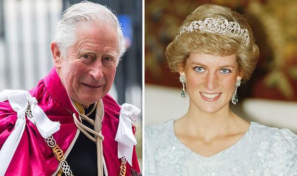 Thái tử Charles và Diana có cuộc hôn nhân kéo dài 15 năm trước khi ly dị vào năm 1996. Ảnh: UK Press.