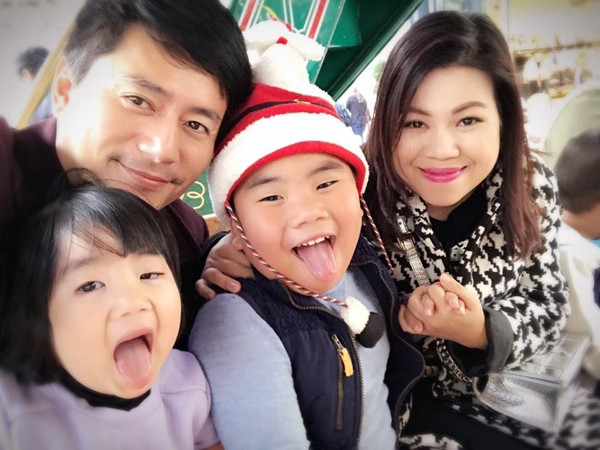 Cuộc sống hạnh phúc của diễn viên Trương Minh Cường tại Mỹ.
