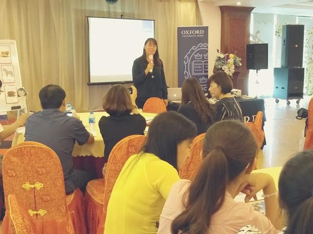 Trung tâm có đội ngũ giáo viên nước ngoài với bề dày kinh nghiệm giảng dạy