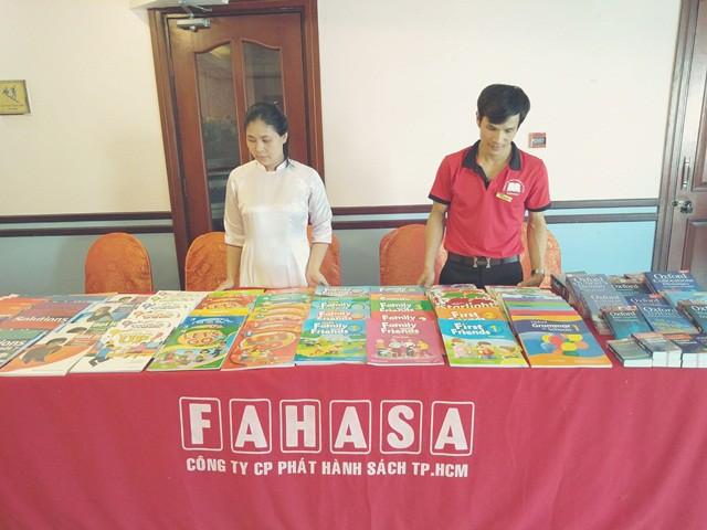 Trung tâm cung cấp bộ sách Lets Go, ấn bản độc quyền trên địa bàn tỉnh Thanh Hóa