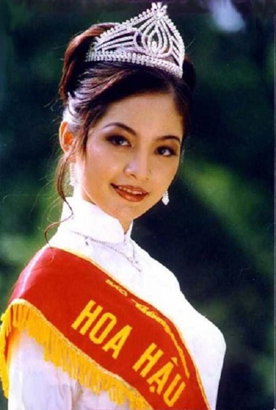 Hoa hậu Việt Nam 1996 - Nguyễn Thiên Nga