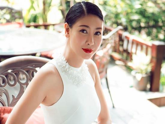 Hà Kiều Anh là một trong những nhan sắc đương đại gốc Huế.
