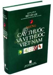 """Hòe hoa được ghi trong """"Những cây thuốc và vị thuốc Việt Nam"""" của Giáo sư – Tiến sỹ Đỗ Tất Lợi"""