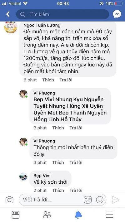Nội dung bình luận không đúng của anh Tuấn gây hoang mang.