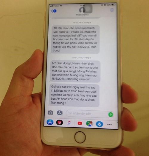 Nhiều ý kiến cho rằng tin nhắn SMS hiện nay chưa phát huy hiệu quả và tốn kém. Ảnh: Q.A