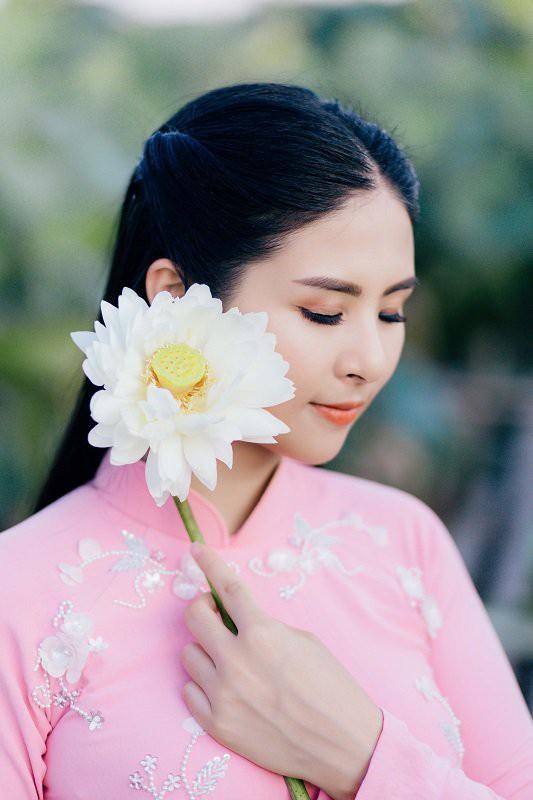 Ngọc Hân cho rằng bản thân là một người hết lòng trong tình yêu.