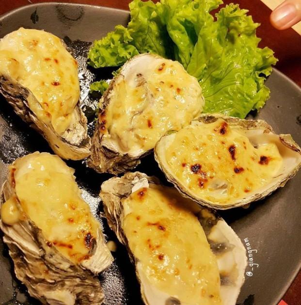 Quaithao Seafood Restaurant - Số 63 Đường Thành, Hoàn Kiếm. (Ảnh: _giangnam)