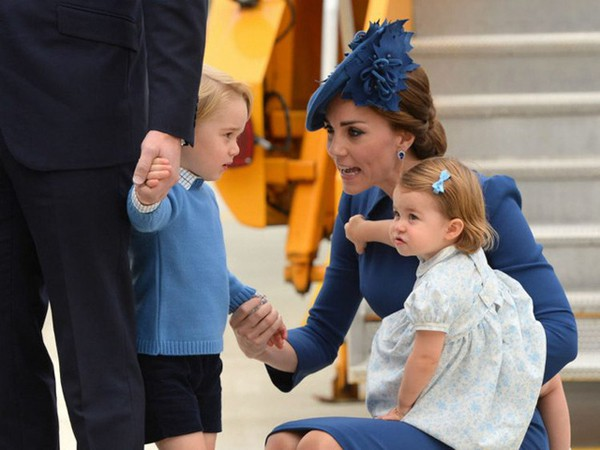 Công nương Kate Middelton không cho bà Camilla đến gần các cháu.