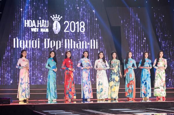 Đêm chung kết Hoa hậu Việt Nam 2018 sẽ diễn ra vào 20h10 ngày 16/9.