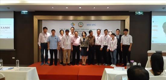 Các chủ trang trại Đài Loan đến Việt Nam chia sẻ kinh nghiệm làm du lịch