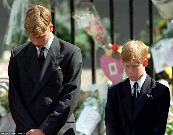 Harry đã không chịu đựng được nỗi đau mất mẹ. Và bắt đầu từ đấy, hoàng tử Harry đã đi học ở nhiều nơi để tạm quên đi nỗi đau. Chính Meghan Markle đã giúp Harry lấy lại được hạnh phúc trong cuộc sống.