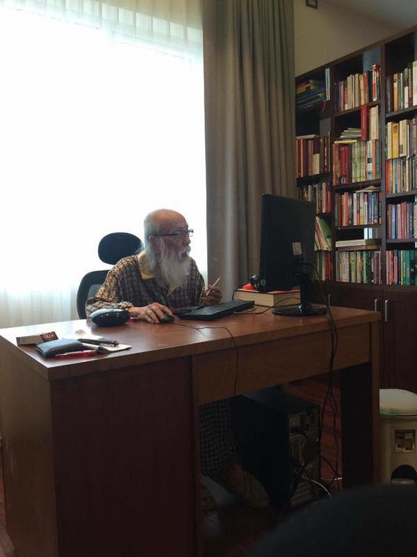 PGS Văn Như Cương đã viết bức thư cuối của cuộc đời với trăn trở về trẻ em vùng cao