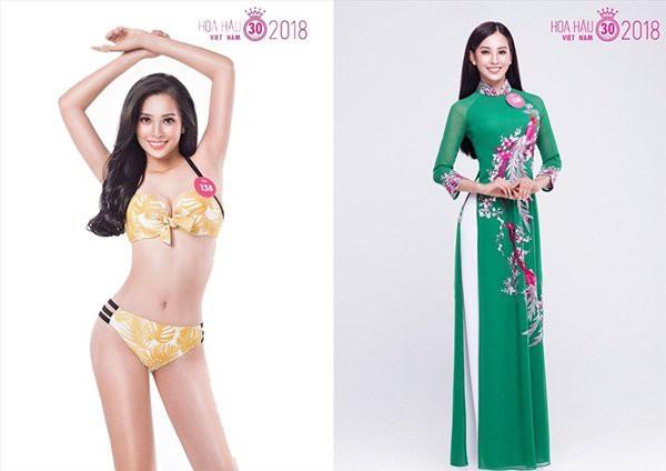 Từ nhan sắc đến vóc dáng, thần thái của Hoa hậu Trần Tiểu Vy đều nhận được nhiều lời khen.