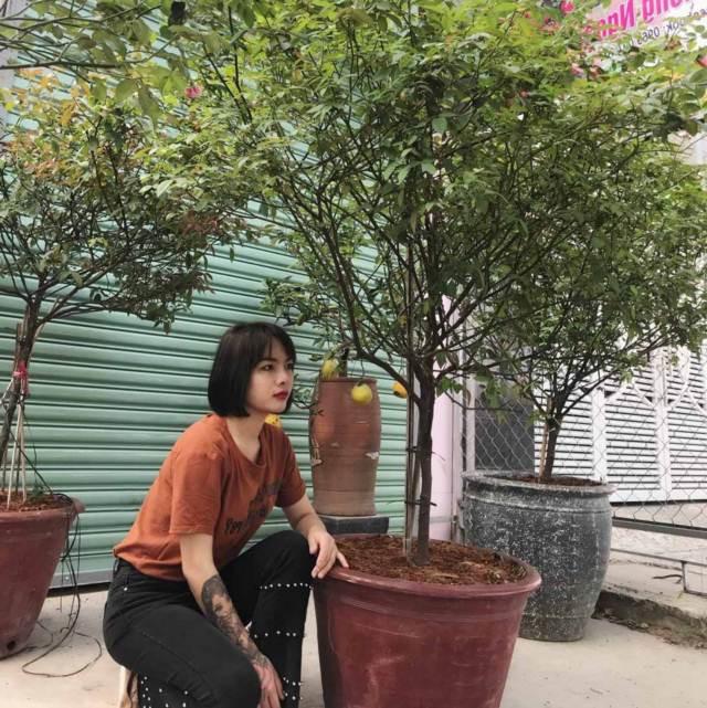 Chị Hà Huyền Trang - cô gái 8x khởi nghiệp với hoa hồng.