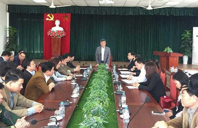 Hội nghị công bố thi hành kỷ luật Chủ tịch UBND huyện An Lão