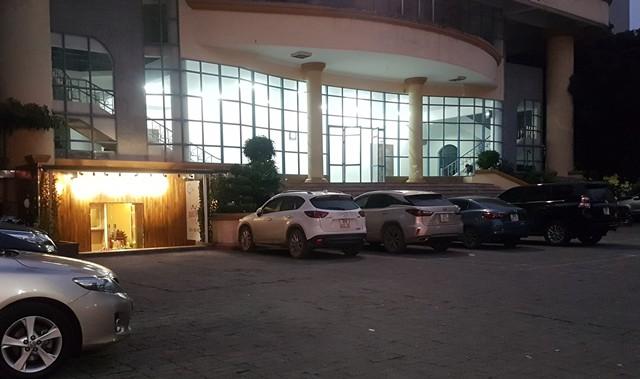 Capital Poker Club chuyển đến hoạt động chui ngay trong Cung văn hóa Thể thao Thanh niên Hà Nội (thuộc Thành đoàn Hà Nội).