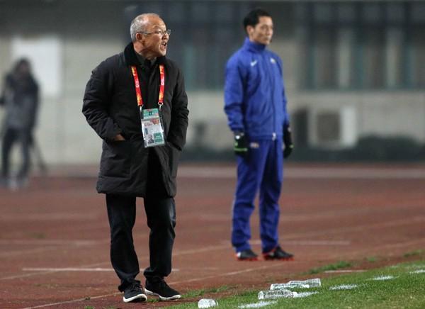 HLV bậc thầy Park Hang Seo có cách huấn luyện đăc biệt giúp Việt Nam thực hiện giấc mơ cổ tích.