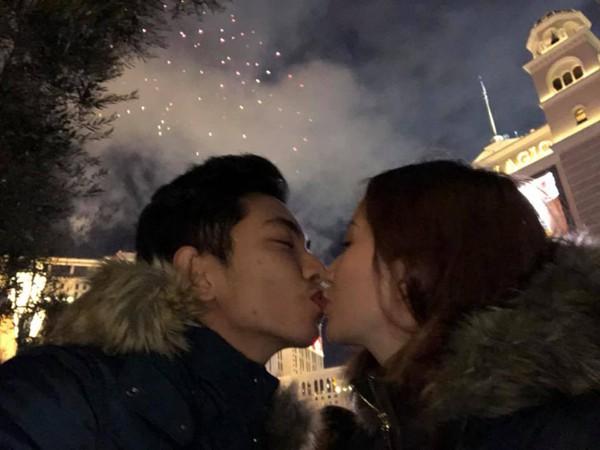 Phan Hiển dẫn Khánh Thi đi Mỹ hâm nóng tình yêu.