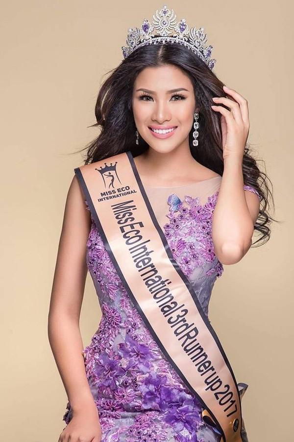 Sau những trắc trở trong chuyện chinh phục chiếc vương miện, đến tháng 4/2017, Nguyễn Thị Thành bất ngờ tham gia thi Miss Eco International - Hoa hậu Môi trường Quốc tế 2017 tại Ai Cập và bất ngờ người đẹp giành vị trí thứ 3.