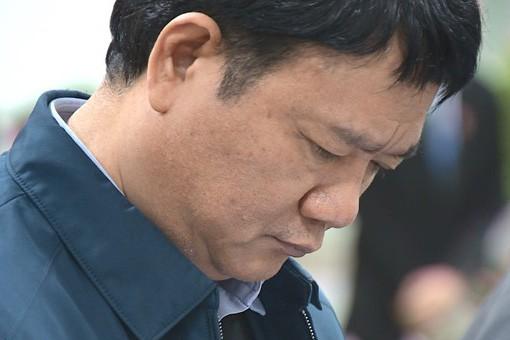 Ông Đinh La Thăng bị đề nghị 14-15 năm tù. Ảnh: Zing
