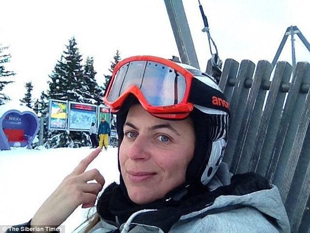 Vận động viên trượt tuyết người Nga tên Irina Kozlova, 34 tuổi đã bị người yêu đâm 88 lần trong buổi hẹn hò. (Ảnh: Internet)