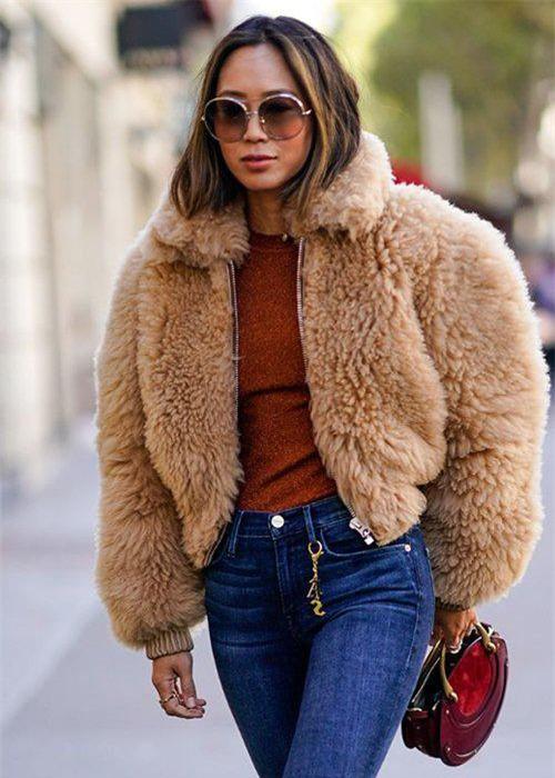 """5 xu hướng áo khoác đang """"mê hoặc"""" các cô nàng khắp nơi trên thế giới"""