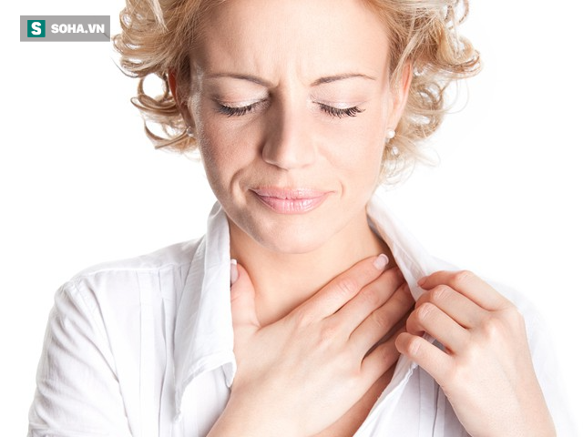 Khó nuốt là dấu hiệu phổ biến nhất của ung thư thực quản.